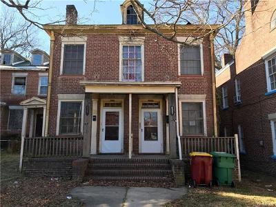 Petersburg Multi Family Home For Sale: 636 Harrison Street