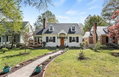 Richmond Single Family Home For Sale: 5013 East Seminary Avenue