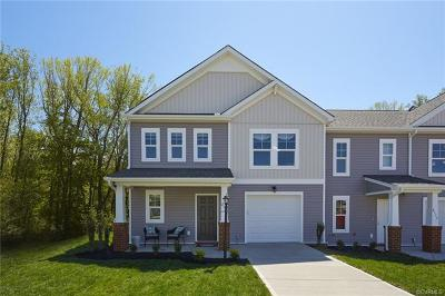 Henrico Condo/Townhouse For Sale: 00000 Township Boulevard #FF2-FF3