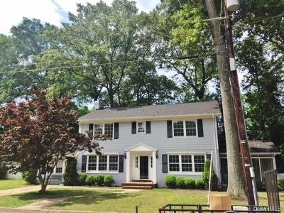 Hopewell Single Family Home For Sale: 3410 Vinton Street