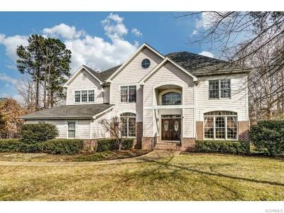 Henrico County Single Family Home For Sale: 6048 Brentmoor Drive