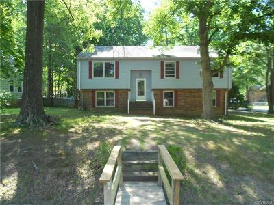 Chester Single Family Home For Sale: 6851 Welch Drive