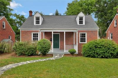 Richmond Single Family Home For Sale: 4809 Bromley Lane