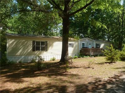Goochland Single Family Home For Sale: 3531 Hadensville Fife Road