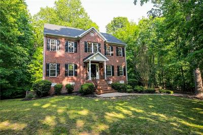 Chesterfield VA Single Family Home For Sale: $349,950