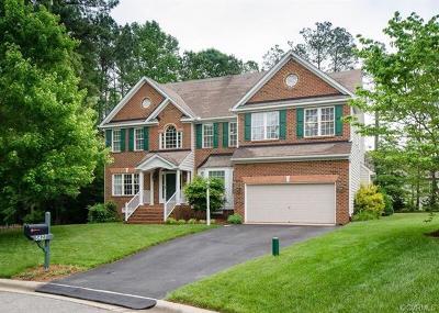 Glen Allen Single Family Home For Sale: 5427 Lemoore Drive