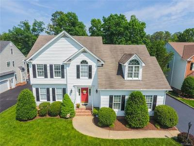 Henrico Single Family Home For Sale: 11617 Aprilbud Drive