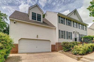 Henrico County Single Family Home For Sale: 11821 Park Forest Way