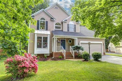 Henrico County Single Family Home For Sale: 3113 Old Brookewood Way