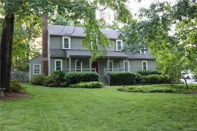 Richmond Single Family Home For Sale: 1718 Forestway Drive