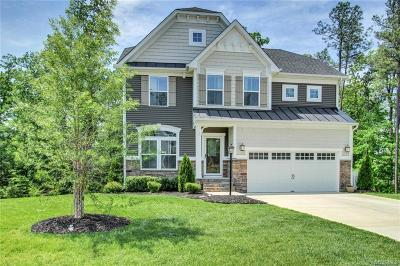 Chesterfield County Single Family Home For Sale: 6812 Shasta Daisy Trail