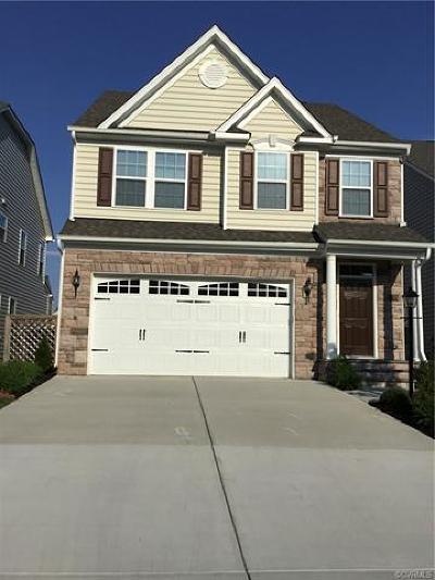 Hanover County Single Family Home For Sale: 9426 Lewisdale Place