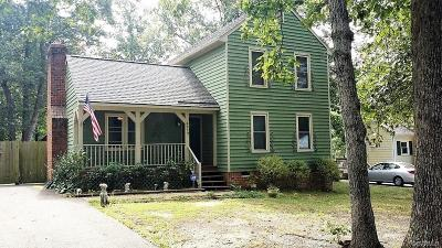 Chesterfield VA Single Family Home For Sale: $187,950