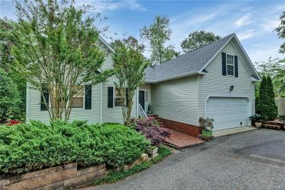 Chesterfield VA Single Family Home For Sale: $269,000