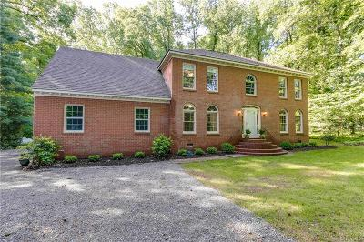 Hanover County Single Family Home For Sale: 4167 Mechanicsville Turnpike