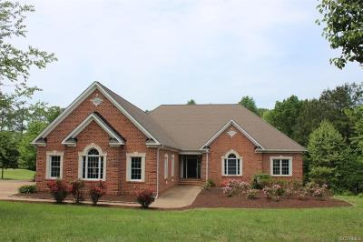 Goochland County Single Family Home For Sale: 2006 Sycamore Creek Drive