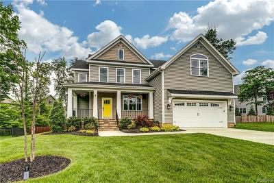 Chesterfield County Single Family Home For Sale: 3107 Barkham Drive