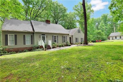 Powhatan County Single Family Home For Sale: 2630 Old Timber Way