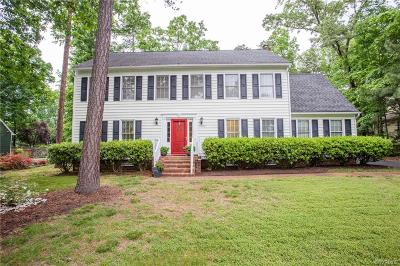 Henrico Single Family Home For Sale: 11802 Marquis Terrace