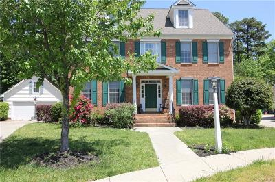Henrico County Rental For Rent: 5008 Coachmans Carriage Terrace
