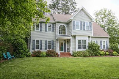 Hanover County Single Family Home For Sale: 11180 Lesfield Court