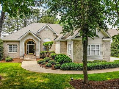 Henrico County Single Family Home For Sale: 6114 Treyburn Way