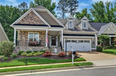 Chesterfield County Single Family Home For Sale: 4222 Heron Pointe Terrace