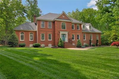 Chesterfield VA Single Family Home For Sale: $479,900