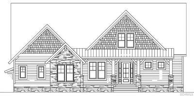 Goochland Single Family Home For Sale: 1657 Indys Run