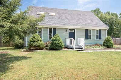 South Chesterfield Single Family Home For Sale: 6205 Perthwood Lane