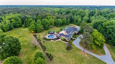Glen Allen Single Family Home For Sale: 11656 Mill Road