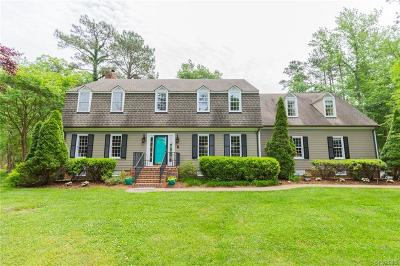 Henrico Single Family Home For Sale: 9018 Norwick Road