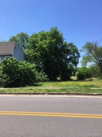 Richmond Residential Lots & Land For Sale: 1516 North 22nd Street