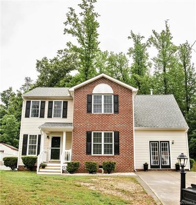 Chesterfield County Single Family Home For Sale: 6919 Beulah Oaks Lane