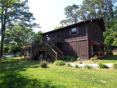 Kilmarnock VA Single Family Home For Sale: $435,000