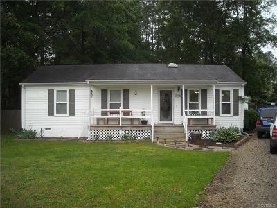 Colonial Heights VA Single Family Home For Sale: $127,900