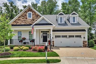 Chesterfield County Single Family Home For Sale: 4334 Heron Pointe Terrace