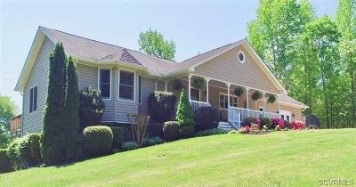 Mineral VA Single Family Home For Sale: $699,900