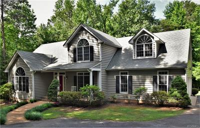 Powhatan County Single Family Home For Sale: 2929 Johnsonway Terrace