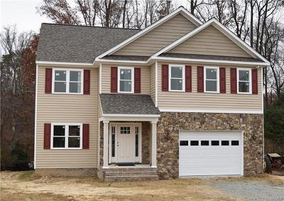 Hanover County Single Family Home For Sale: 8032 Rose Hill Drive