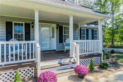 Goochland Single Family Home For Sale: 2617 Dogtown Road