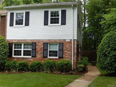 Henrico Single Family Home For Sale: 1577 Constitution Drive