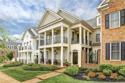 Henrico Condo/Townhouse For Sale: 711 Chiswick Park Road #1