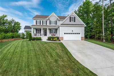 Chesterfield VA Single Family Home For Sale: $370,000