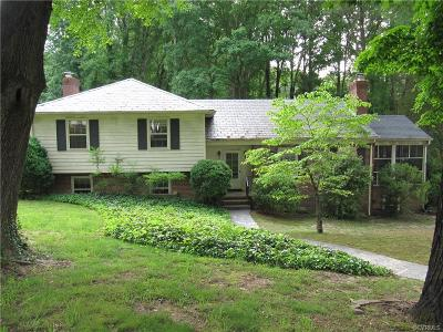 Henrico County Single Family Home For Sale: 503 Chandler Circle