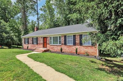 Henrico Single Family Home For Sale: 1314 Wilkinson Road