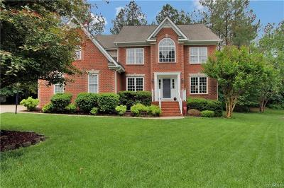 Chesterfield Single Family Home For Sale: 12202 Hampton Valley Turn