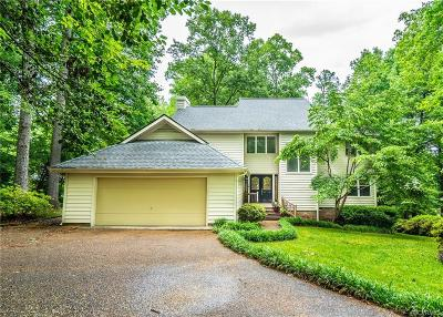 Chesterfield County Single Family Home For Sale: 13704 Harbour Bluff Court