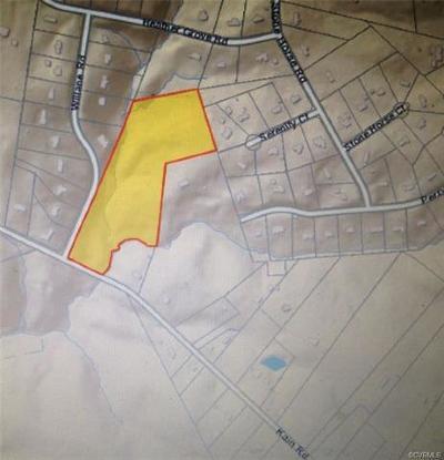 Glen Allen Residential Lots & Land For Sale: 12650 Kain Road
