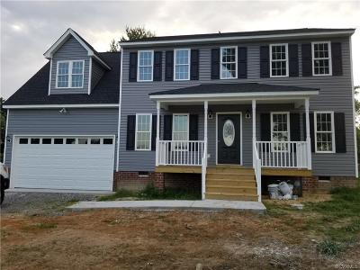 Hanover County Single Family Home For Sale: 0000 McCauley Lane